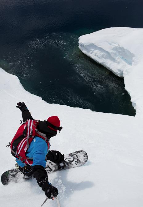 Photo by Tero Repo, courtesy of The North Face