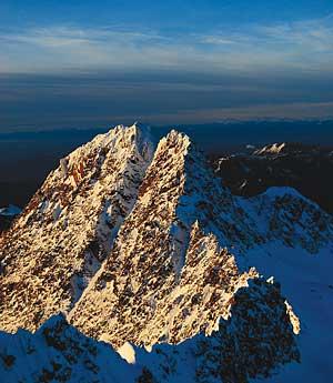 Twin Sisters Range - Mt. Baker