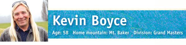 Kevin Boyce - Legendary Banked Slalom