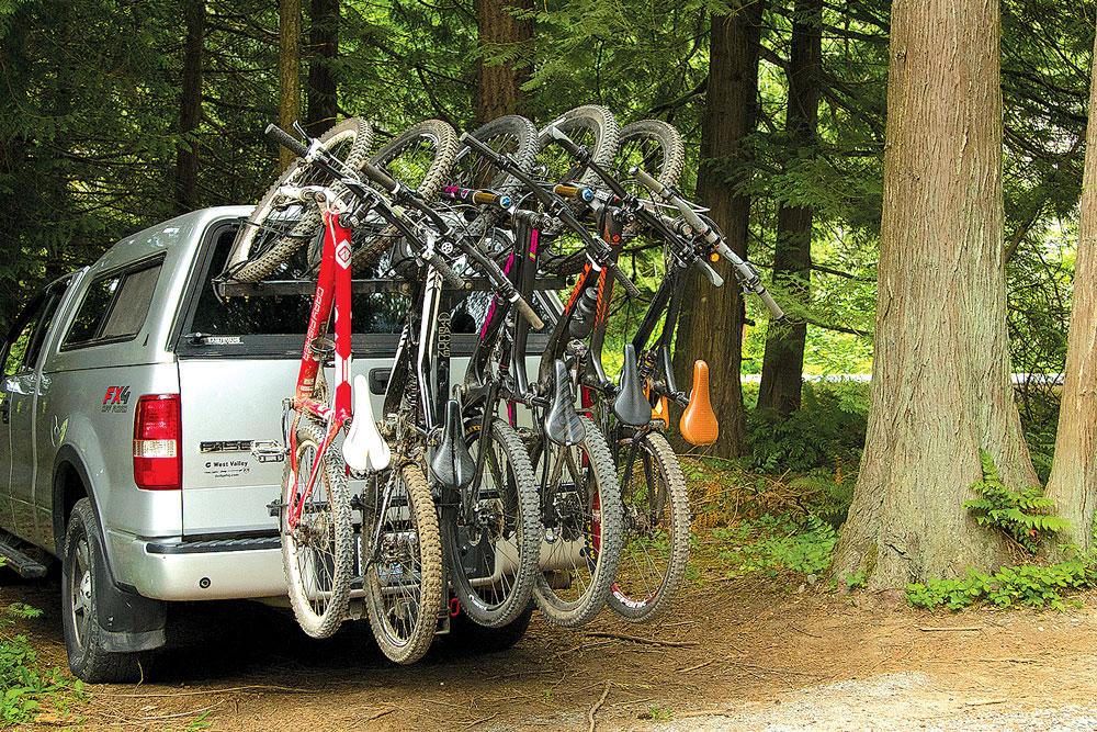 Recon Racks A Local Fabricators Quest To Build A Better Bike Rack