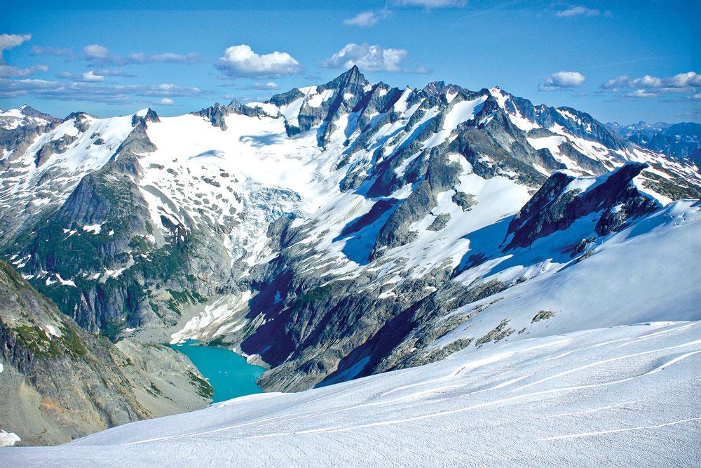 Forbidden Peak. Jason Griffith photo.
