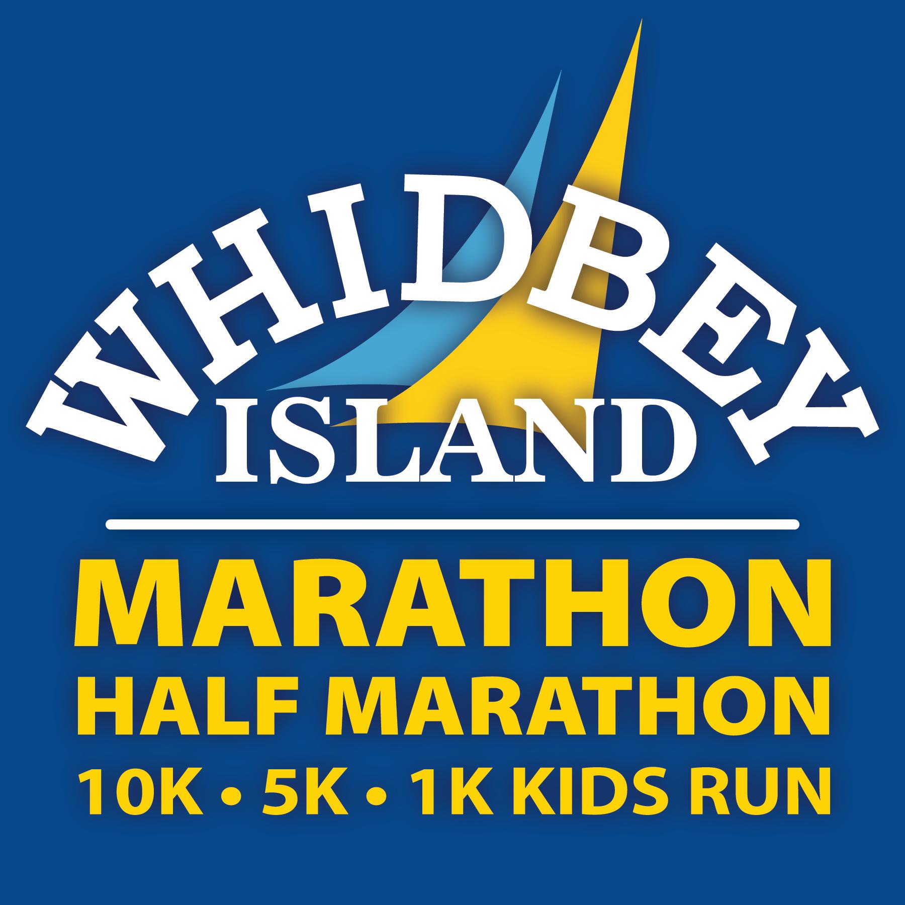 Whidbey Island Half Marathon