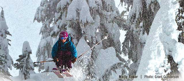 Mount Baker Experience - Molly Baker