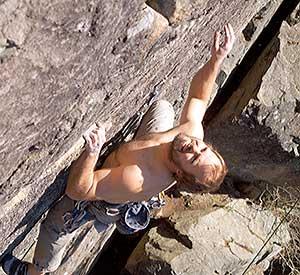 Climbing Mt Erie - Ian Ferguson