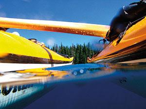kayak photography