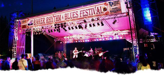 Mt Baker Music Festival