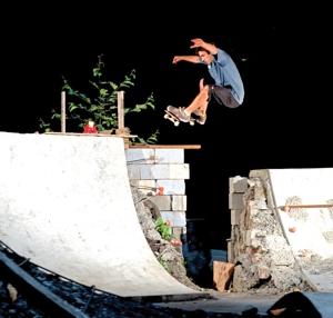 Glacier Skate Park - Jared Smith