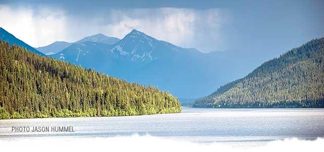 Bowron Lakes - Jason Hummel
