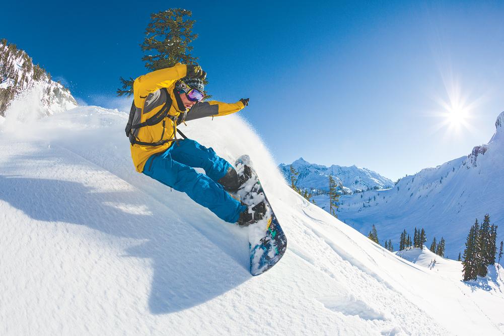 Neck Stretches An Antidote To The Asymmetry Of Snowboarding Mountbakerexperience Com
